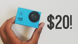 An Underwater Camera For $20!?