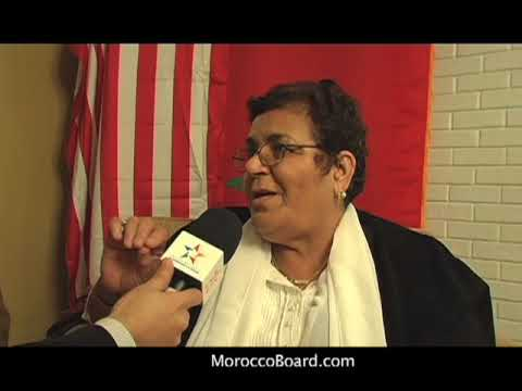 Moroccan American Community celebrates Social Activist Aicha Chenna