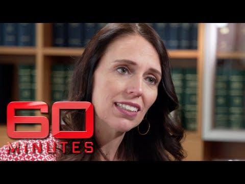 Jacinda's passionate response to human trafficking | 60 Minutes Australia