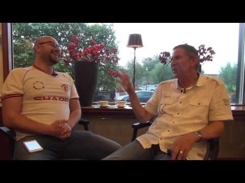 "First Dutch MUFC Player 82-85 Arnold Mühren, on LvG, Total Football, ""Philosophy,"" Memphis, Blind"
