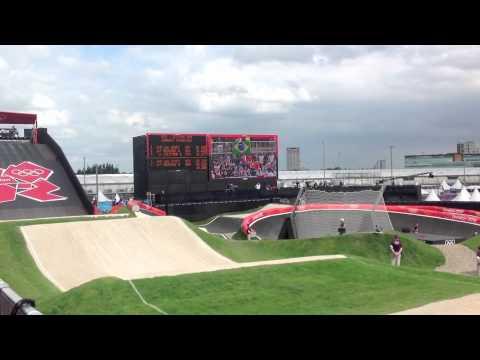 Time trial Renato Rezende Olimpiadas Londres 2012 - Entrevista de Squel Stein