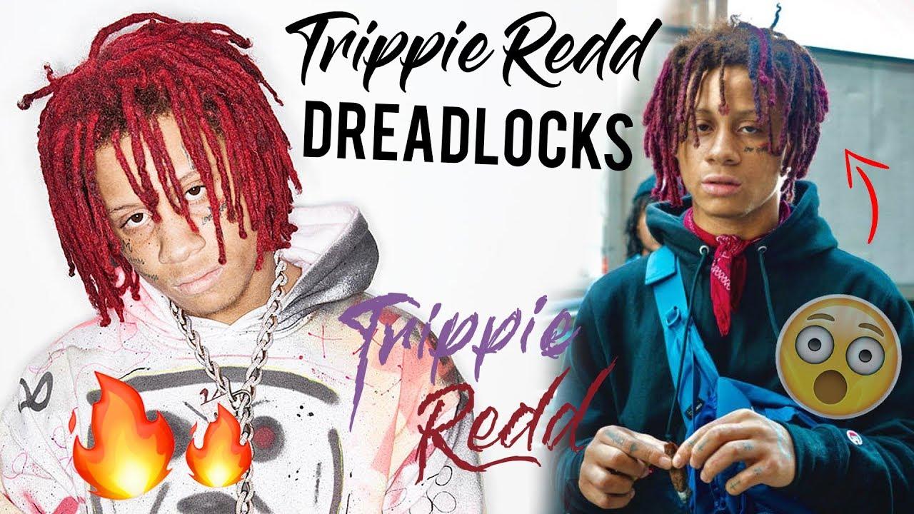Cómo podría hacerme las RASTAS de TRIPPIE REDD - Trap Dreadlocks
