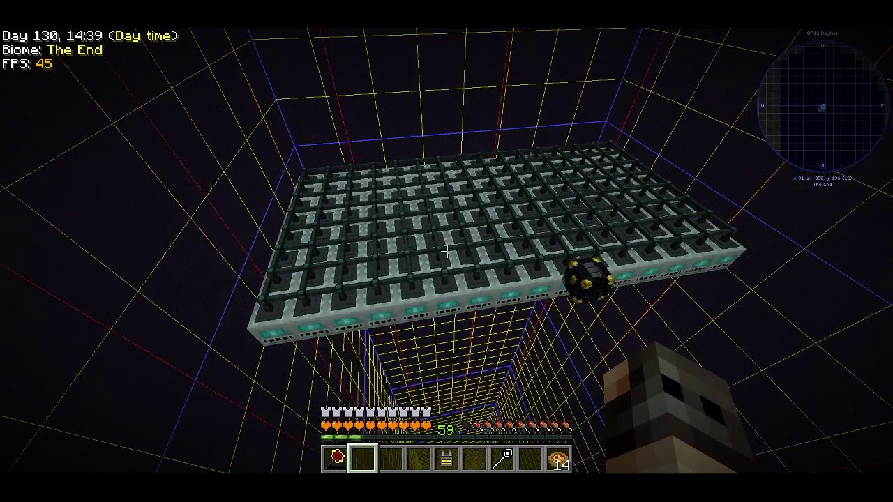 StoneBlock Ep06-ProjectE, Infinite EMC, Emerald Dimension and Avaritia