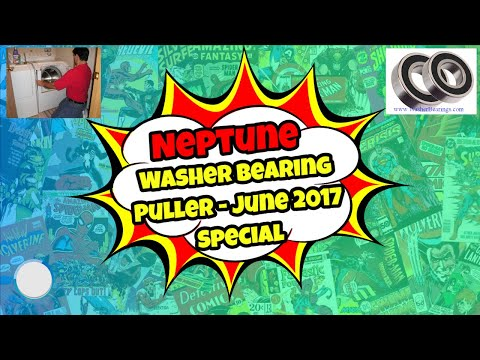 Maytag Neptune Washer Bearing Tool Kit Rental Special - June 2017