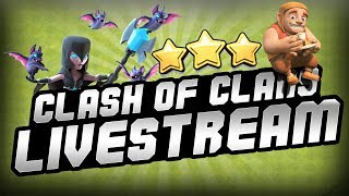 CLASH OF CLANS STREAM!! - CLASH OF CLANS NEDERLANDS NL [#47]
