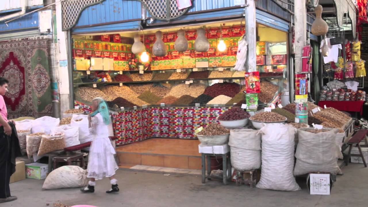 Xinjiang, Kashgar - Uyghur Muslim China ئۇيغۇر