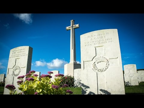 The Somme Battlefields of The Great War. Europe Road Trip.