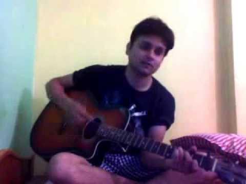 Bojhena se bojhena -(Shubhayu Acoustic Cover) - YouTube