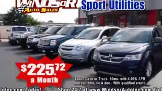 Windsor Auto Sales Ultimate Advantage Sept 2014