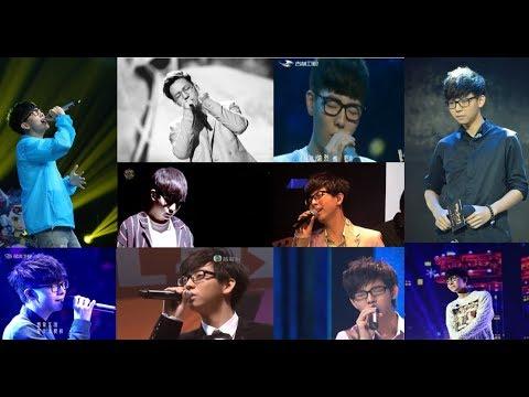 胡夏現場精選合輯 Hu Xia -My Favorite Live Performaces