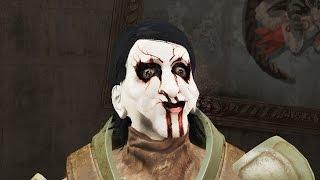 Fallout 4 редактор персонажа upgrade