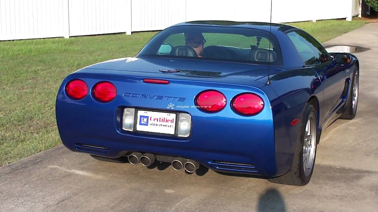 stock 2002 corvette c5 z06 exhaust sounds youtube. Black Bedroom Furniture Sets. Home Design Ideas