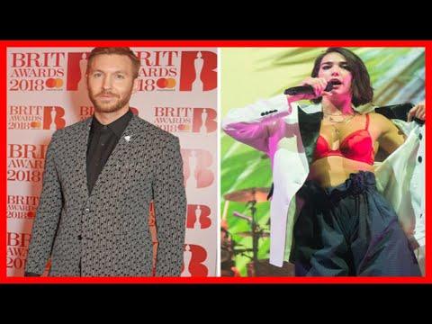 Calvin and Dua: The 'creepy' rumours aren't true says the superstar DJ