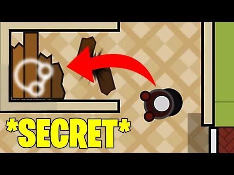 100% SECRET HIDING SPOT! // Surviv.io