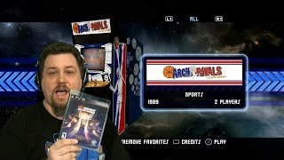 Arch Rivals - Midway Arcade Origins (Part 3/31) (PS3) - Croooow Plays