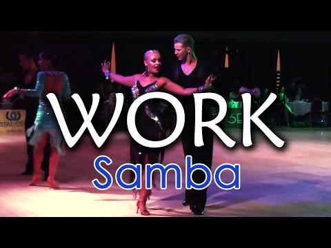 SAMBA | Dj Ice - Work (50 BPM)