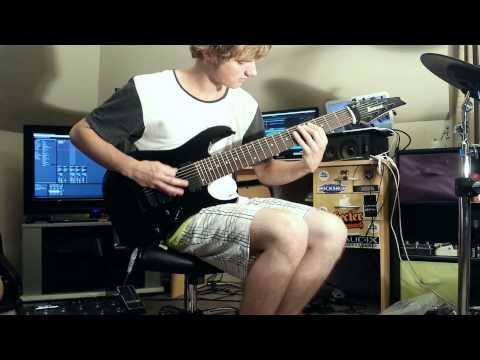 Tim Murray | 8 String Slap Riff | Concept Riff
