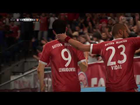 GAY CELEBRATION FIFA 18