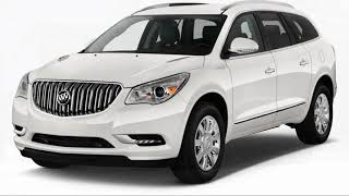 2018 Buick Enclave With The Latest Safety Technology Features REVIEW