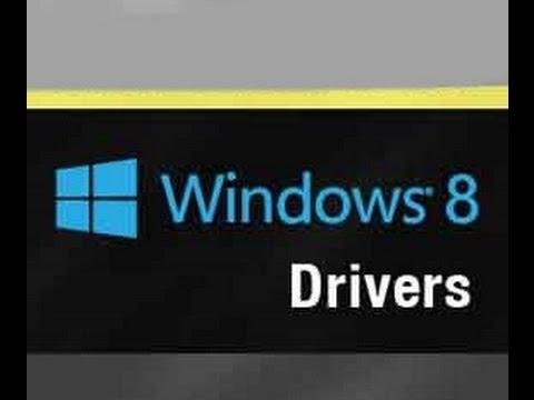 Как установить драйвер в Windows 8