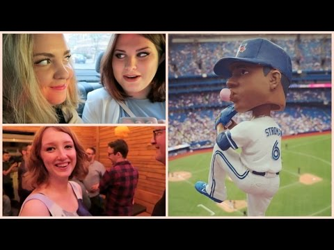 Laura's ENGAGED + Jays Game Weekend Vlog | Gillian At Home from YouTube · Duration:  9 minutes 11 seconds