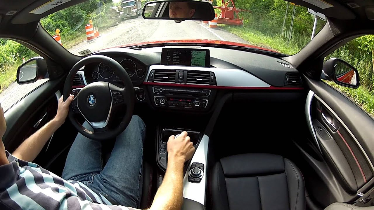 2012 BMW 328i Sedan  Drive Time Review with Steve Hammes  YouTube