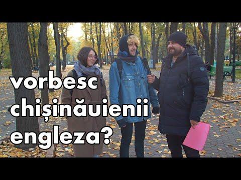 Engleza în Chișinău