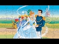 Cinderella Puzzle Games For Kids