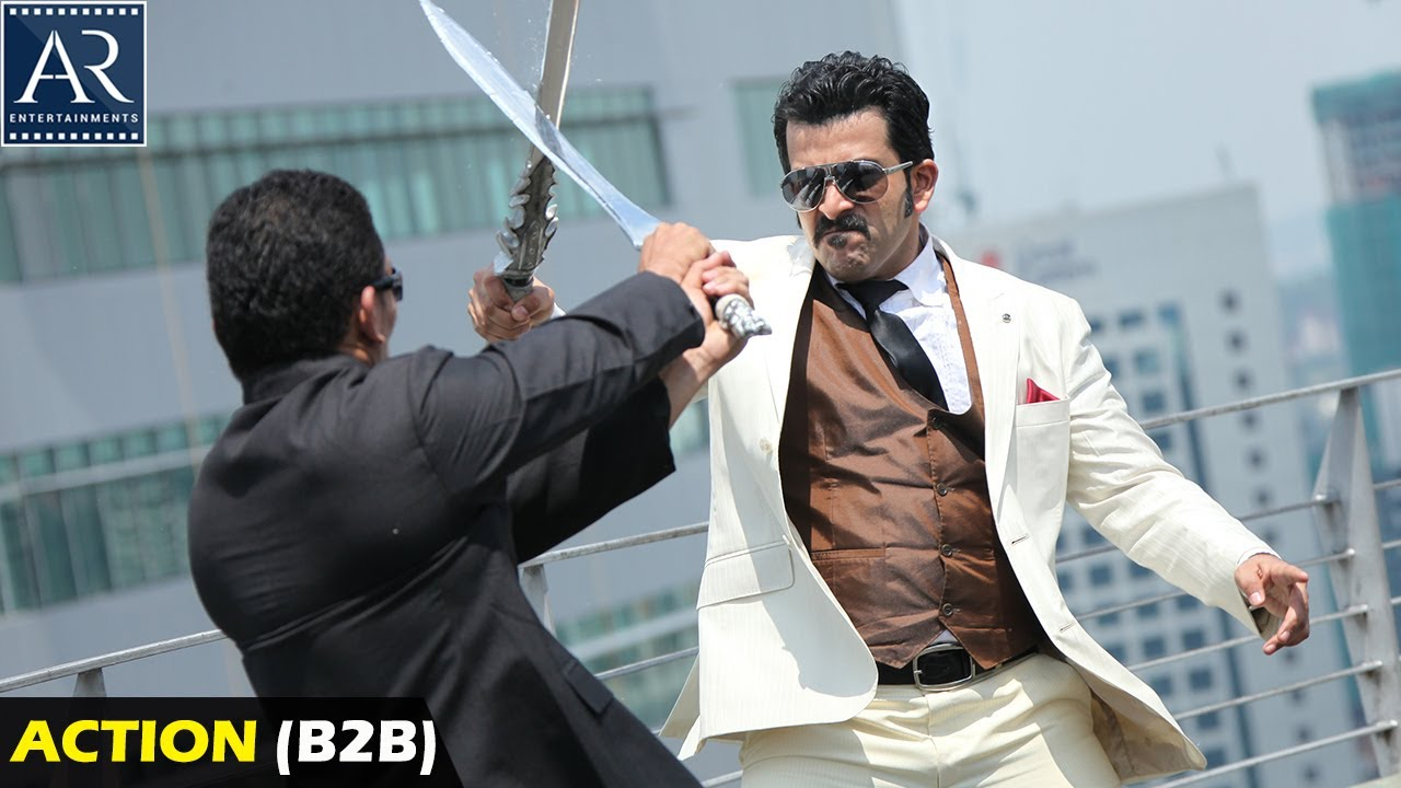 Download Teja Bhai Movie Back to Back Action Scenes | Prithviraj | @AR Entertainments Movies