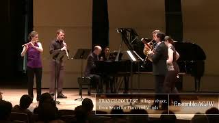 Poulenc Sextet  プーランク 6重奏曲