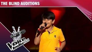 Madhav Performs On Likhe Jo Khat Tujhe | The Voice India Kids | Episode 1