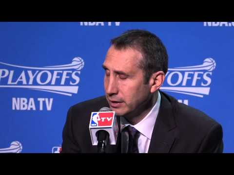 What David Blatt said after the Cleveland Cavaliers win over the Bulls in Game 5