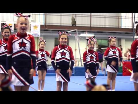 InterActive Academy Cheer Program