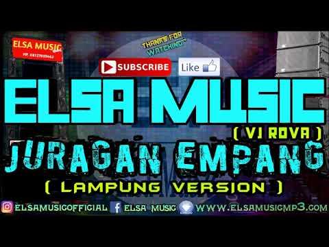 VJ ROVA - JURAGAN EMPANG ( Lampung Version )