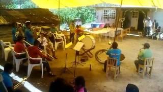 Banda de San Miguel del Progreso, Tlaxiaco, Oaxaca // Agosto 2015