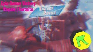 Epic Gamer Victory Royale   OCE Fortnite