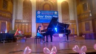 dạy Piano - thanh nhạc - guitar - organ - múa - dance - cảm thụ âm nhạc ĐT 046 326 5555