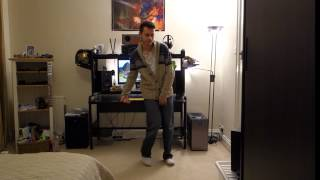 Freestyle Dance to B2K ft. Fabolous - Badaboom - By Totallydubbed2
