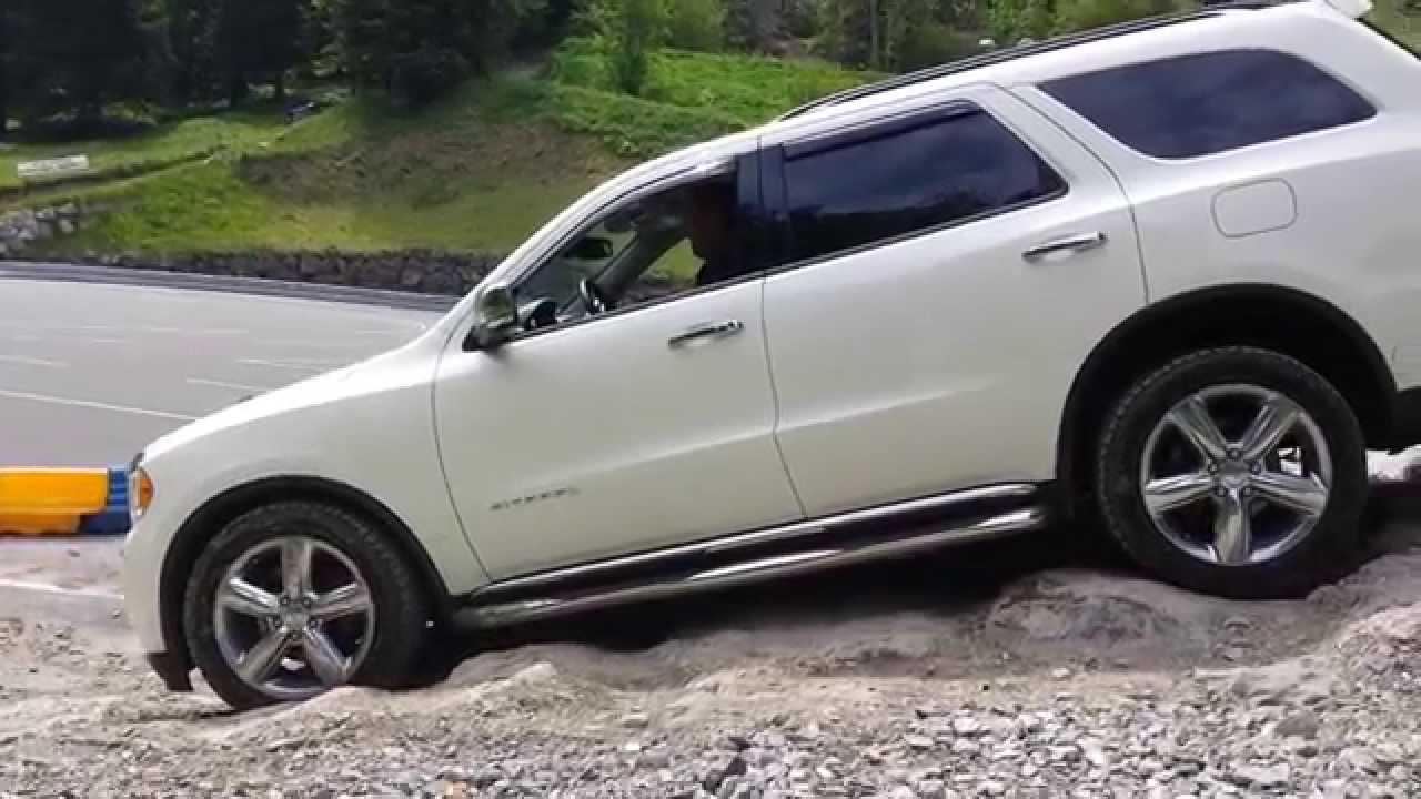 Maxresdefault on Dodge Durango Off Road