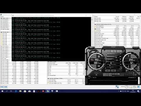 GeForce RTX 2070 Super ETH Ethereum Mining Hashrate With Overclock