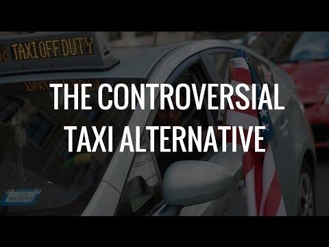 Cab Drivers Hate It, Entrepreneurs Embrace It: The Rideshare Revolution