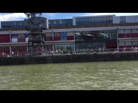 Tour in the Floating Harbour, Bristol (1) 🇬🇧