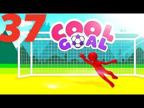 Cool Goal Part-37 (Level: 251, 252, 253, 254, 255, 256, 257, 258, 259 & 260) -- Funny Football Game - 동영상