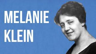 PSYCHOTHERAPY - Melanie Klein