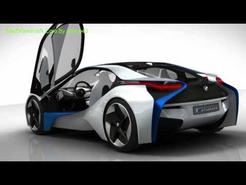 Bmw Vision The New Future Car For