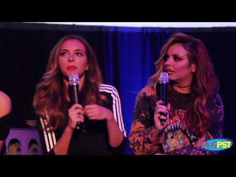 Little Mix Interview With 94.5 PST Radio - 01/03/17 - CARPOOL KARAOKE AND KCA