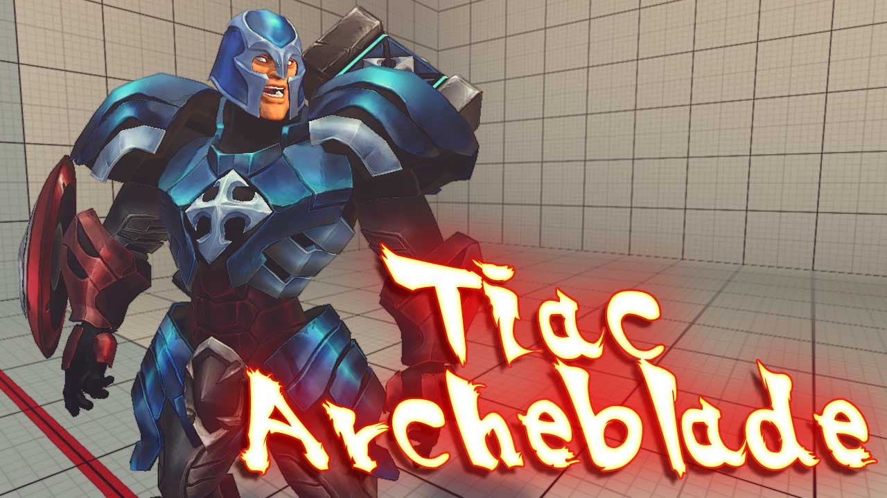 Archeblade Tiac