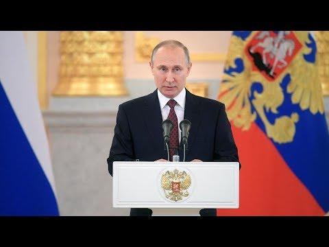 О вирусе и не только: Путин решил обратиться к каждому — прямой эфир