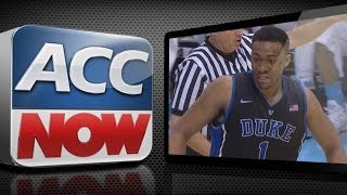 Jabari Parker Makes Decision | ACC NOW