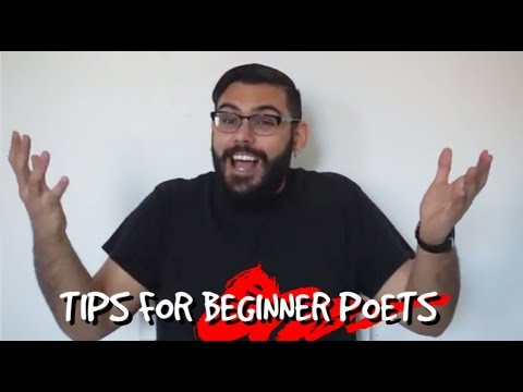 3 Intro Tips for Your Poem
